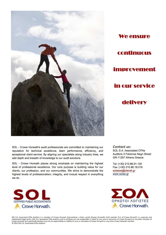 SOL Advertisement 2014